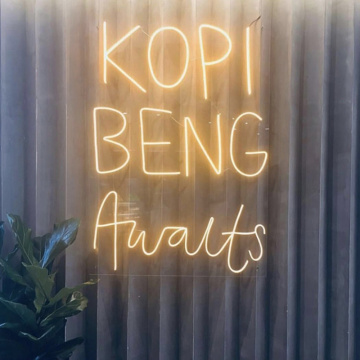 LED NEON SIGN FOAR JOU WEDDING
