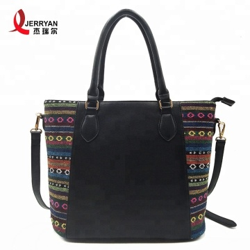 Black Tote Bags Crossbody Handbags for Women