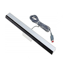 Wired Infrared IR Signal Sensor Bar Game Accessories Receiver for Nintend for Wii Remote Console