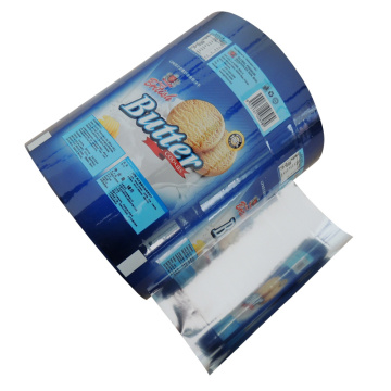 packaging roll films plastic film