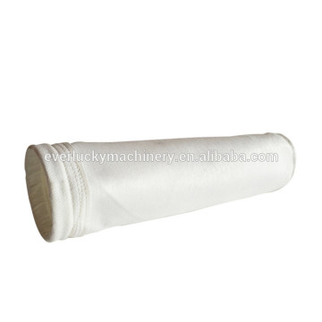 Cement plant dust collector filter bag