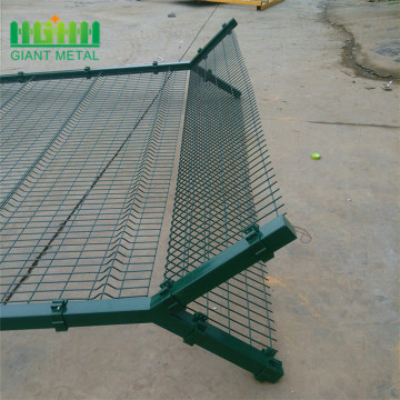 Direct Factory PVC Coated Welded Fence Airport Fence