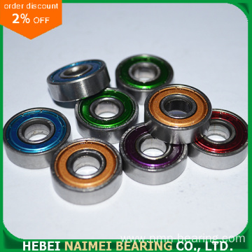 Color Micro Ball Bearing