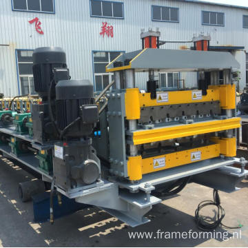 Steel sheet Duplex Roll Forming Machine