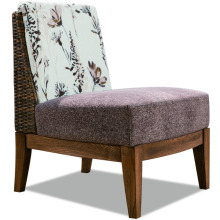 Modern living room rattan sofa chair