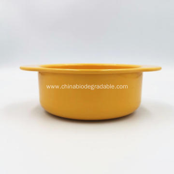 Corn-based Eco-friendly Durable Shatterproof Dinnerware Bowl