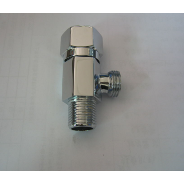 Faucet Accessory Angle Valve with Chrome Plated
