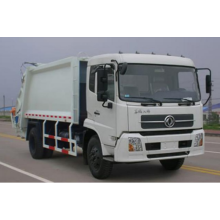 14m3 capacity compactor garbage truck