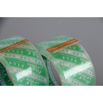 Strong Acrylic Carton Sealing Clear Opp packing tape