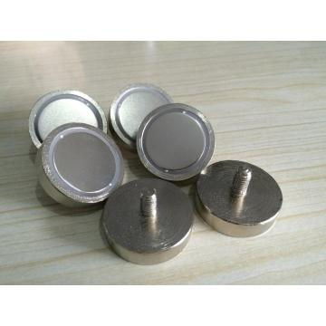 strong round base magnets