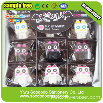 SOODODO Kids Toy Shaped Stationery Set