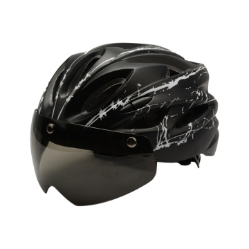 Patent Road Bike EPS Helmet with goggle