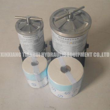Injection Moulding Machine Filter Element