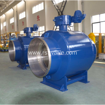 Heating Distribution Ball Valve