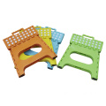Folding Step Stool Plastic Folding Stool with Handle