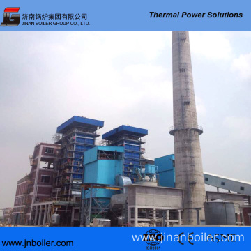 35 T/H High Temperature High Pressure CFB Boiler