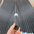 PVC coated euro steel round fence post