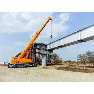 Quality Heavy Equipment Crawler Telescopic Crane