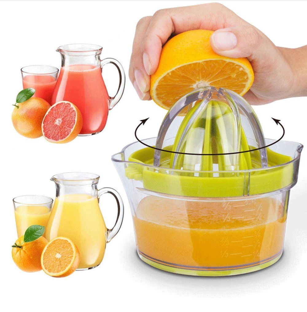 Multifunction Manual Lemon Orange Juicer Squeezer