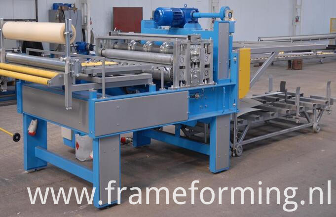 stone coated tile production line D8