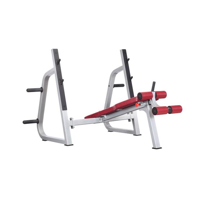 MT-6036 decline bench press