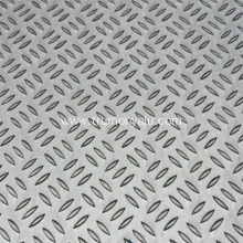 High Bar Aluminum Checkered Sheet for Nonslip Floor