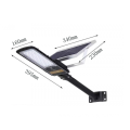 6V 12W  6000MAH Solar Street Light