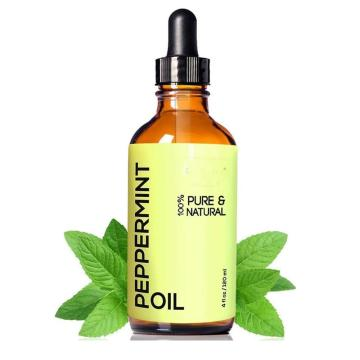 Peppermint Essential Oil With Private Label