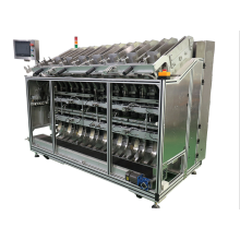 8Channel Mask Pack Filling Machine