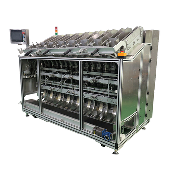 8Channel Face(Eye)Mask Pack Filling Machine
