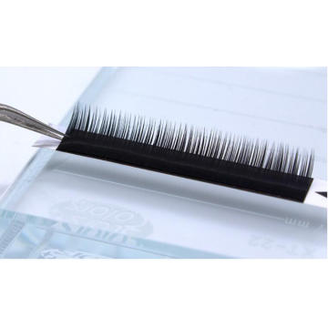Natural Mink 8/9/10/11/12 Lines Individual Single Eyelash Grafting 0,07mm faux minkfransar