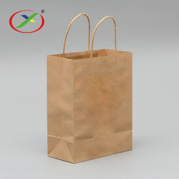 Factory price paper bag with handle