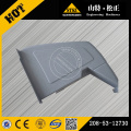 excavator PC130-7 Seat Rear Cover 208-53-12730