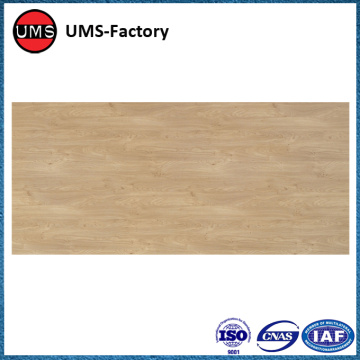 Faux wood porcelain tiles bathroom floor