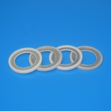 High Purity Aluminum Oxide Ceramic Metallization Component