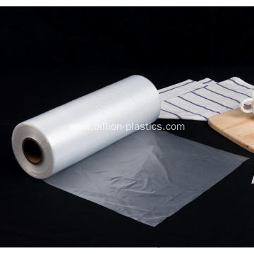 Plastic Food Packaging Bags on Roll