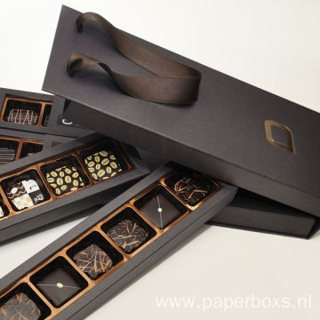 Luxury Chocolate Paper Box