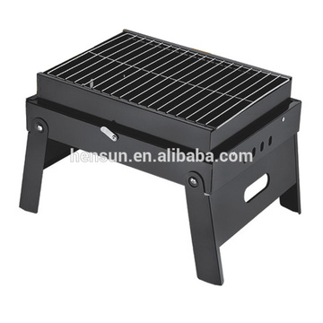 Outdoor Smoker Pinic Portable Charcoal Grill Rack