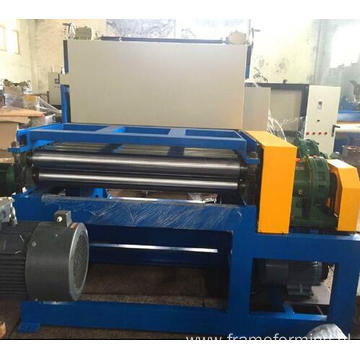 metal floor sheet embossing machine