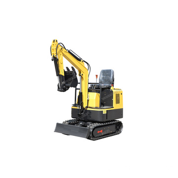HW13 Mini Crawler Excavator