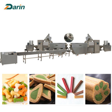 Good Pet Treats Dog Chews Making Machine