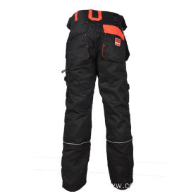 welding flame retardant pants with knee pad