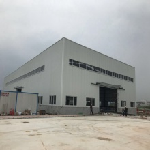 Prefabricated metal steel house big building prefab barn