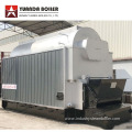 Industrial Coal Fuel Water Fire Tube Boiler
