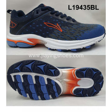 Mens mult color flyknit running shoes