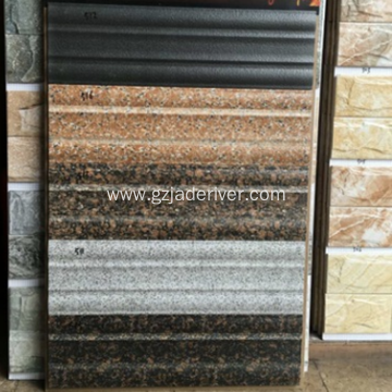 Printed Brick Stone Window Frame Door Window Line