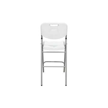 Popular Foldable White Wedding Steel Chair Folding Outdoor