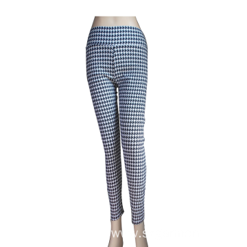 65% cotton 25% polyester 15% spandex lady's leggings