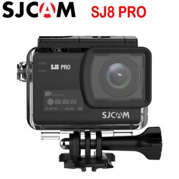 SJCAM SJ8 Pro SJ8 Series 4K 60FPS WiFi Remote Helmet Action Camera Ambarella Chip 4K 60FPS Ultra HD Extreme Sports DV Camera