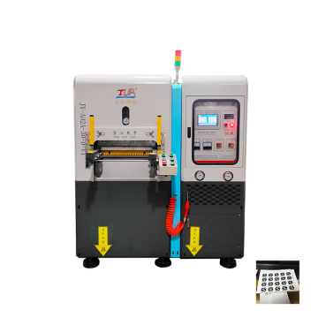 silicone pressing shaping machine for rubber line protector